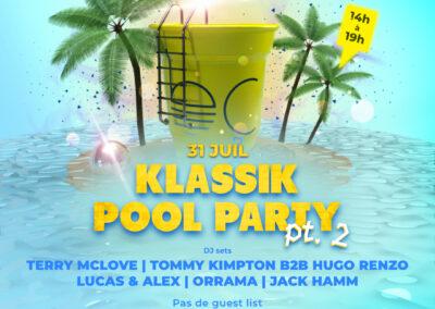 KLASSIK POOL PARTY PART2