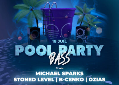 Pool Party Bass